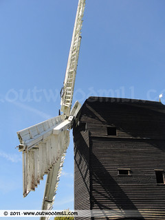 Outwood Mill | Outwood Post Mill | External View 33 | by Outwood Windmill