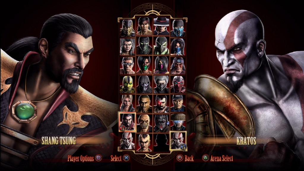 Mortal Kombat: Kratos Highlights   Mortal Kombat: How to Dom…   Flickr