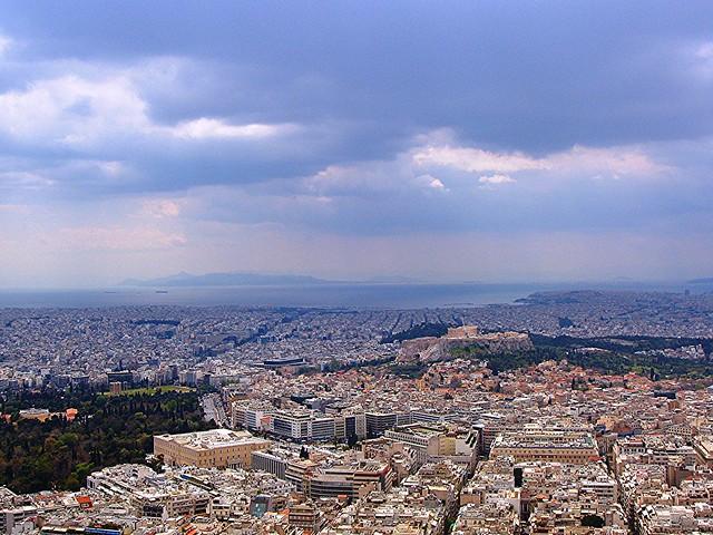 Αθηναϊκό...πανόραμα / Athens cityscape