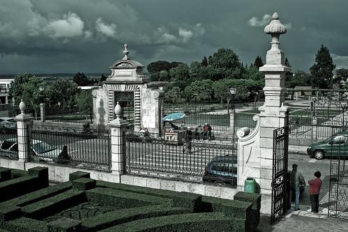 portugal jardim castelobranco paçoepiscopal