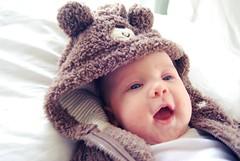 My Baby Bear.