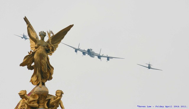 The Royal Fly past...Well, I missed everything else..:(