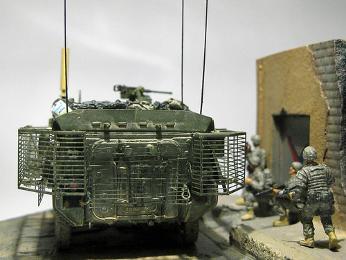 M1126 Stryker 1/35 Scale Model | Scale models, Military