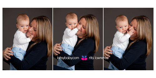 baby photography studio in Maryland | by Bitsy Baby Photography [Rita]