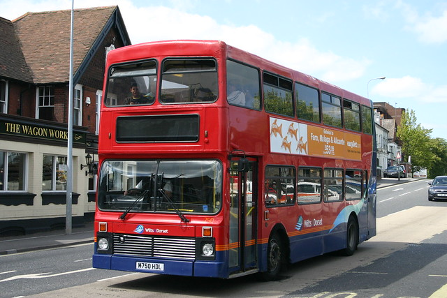 750 M750HDL Wilts & Dorset