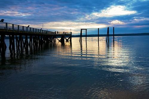 sunset day cloudy kayakpt