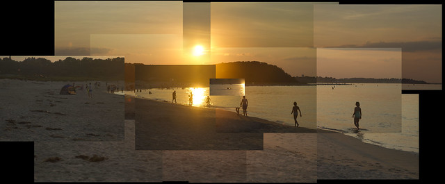 Crane Beach sunset (2016)