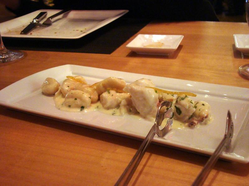 Gnocchi & Lump Crab Meat