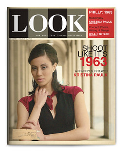 Design Project: LOOK Magazine Spread - Cover | by willstotler