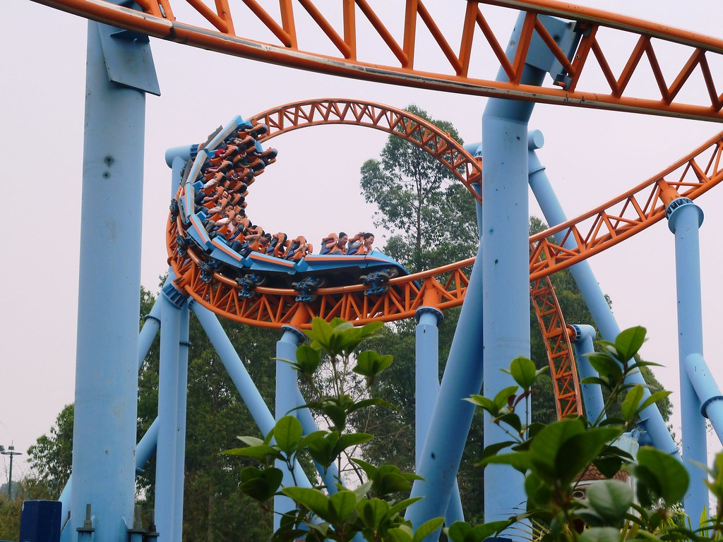 Inversion Coaster
