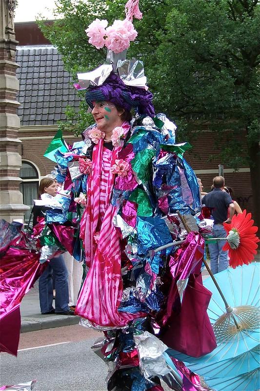 Fabiola - Roze Zaterdag Deventer 2006