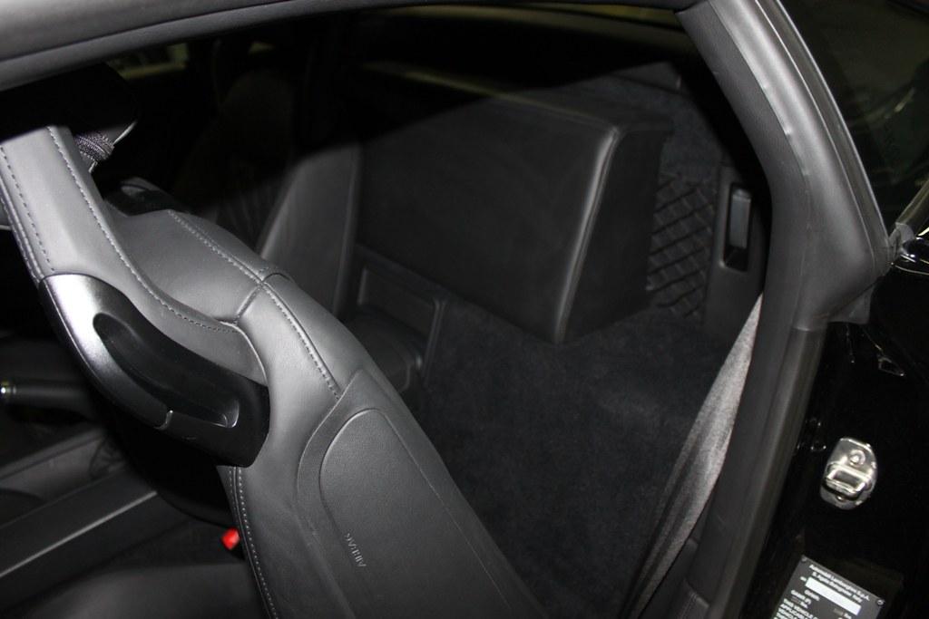 Car Tunes Atlanta: Custom Sub Enclosure