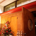 Queen Mary - Former Radio Telephone Room - Original Etched Glass Still In Place