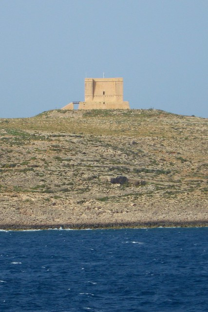 St. Mary's Tower, Comino