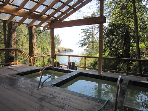 Hot Soaking Tubs (w/View of Otter Cove/Doe Bay) | by MLERULES