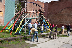 South End Earth Day 2011 - Albany, NY - 2011, Apr - 32.jpg by sebastien.barre