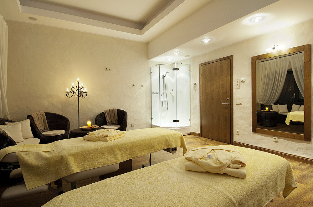 Eco-SPA treatment room