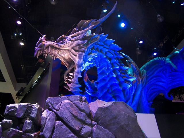 Skyrim Dragon Booth