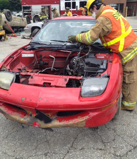 Auto Extrication Training