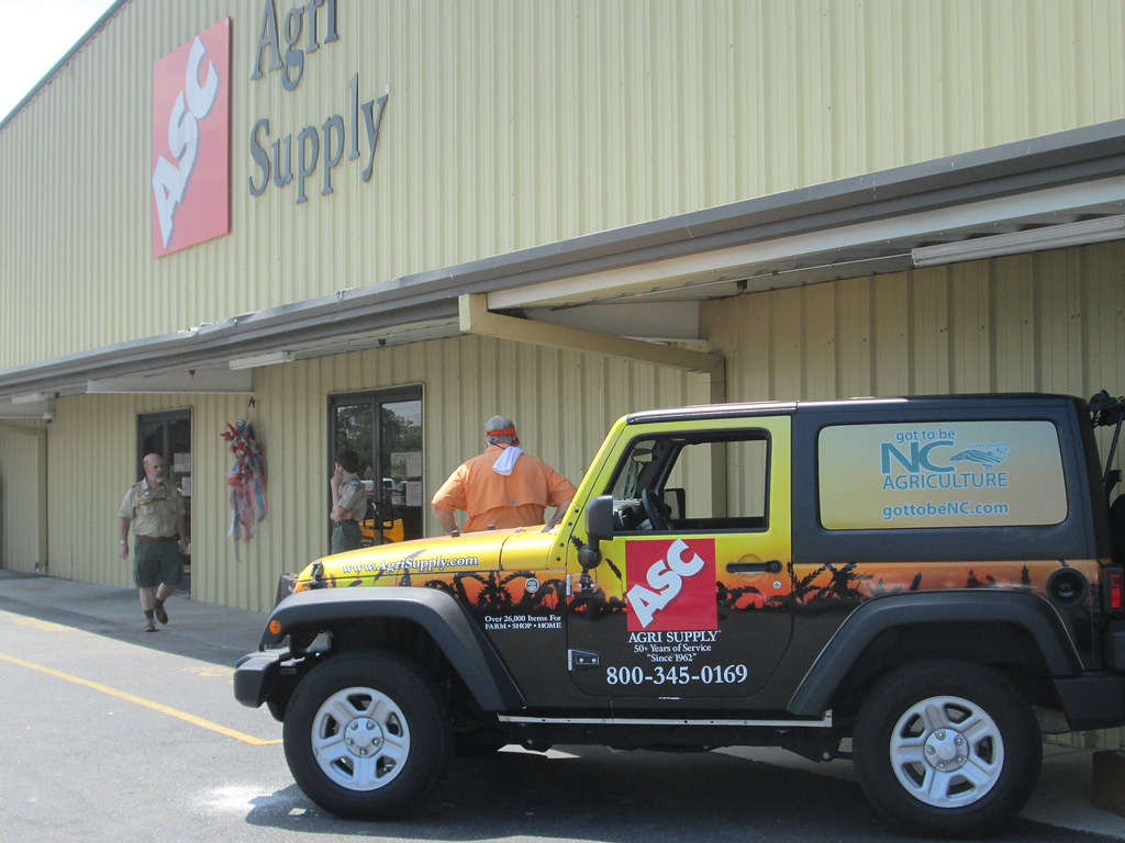 Agri Supply Company Lumberton, NC  | Mark | Flickr