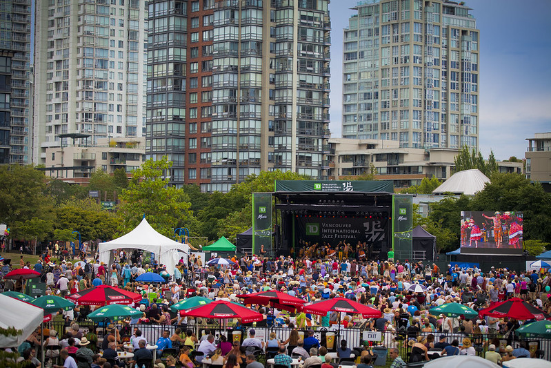 Vancouver International Jazz Festival June 28th, 2015