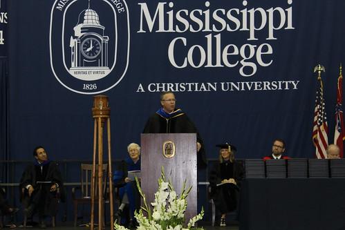 Graduation Speaker Stan Buckley
