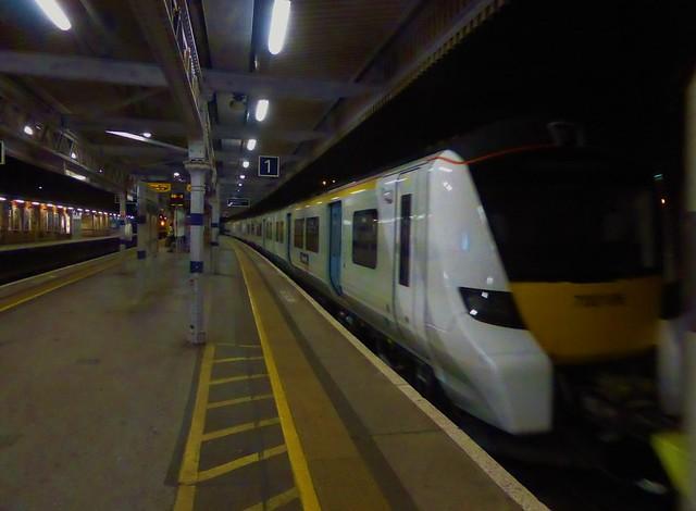 700106 Dollands Moor to Three Bridges Thameslink Depot 6X66