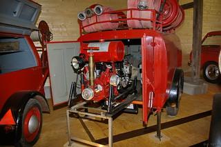 1957 Ziegler Tragkraftspritzenanhänger Gelblingen