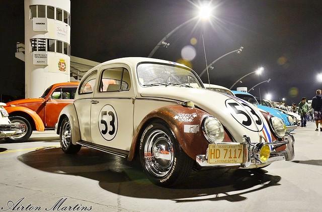 Volkswagen Fusca - Herbie