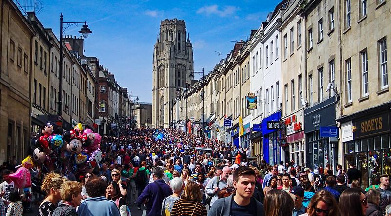 The Invasion of Park Street, Bristol