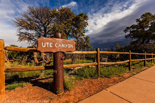 Ute Canyon Sign | by IntrepidXJ
