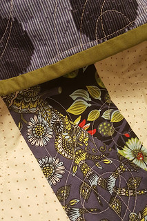 Twizzle Quilt Binding | by Maggie Muggins Designs
