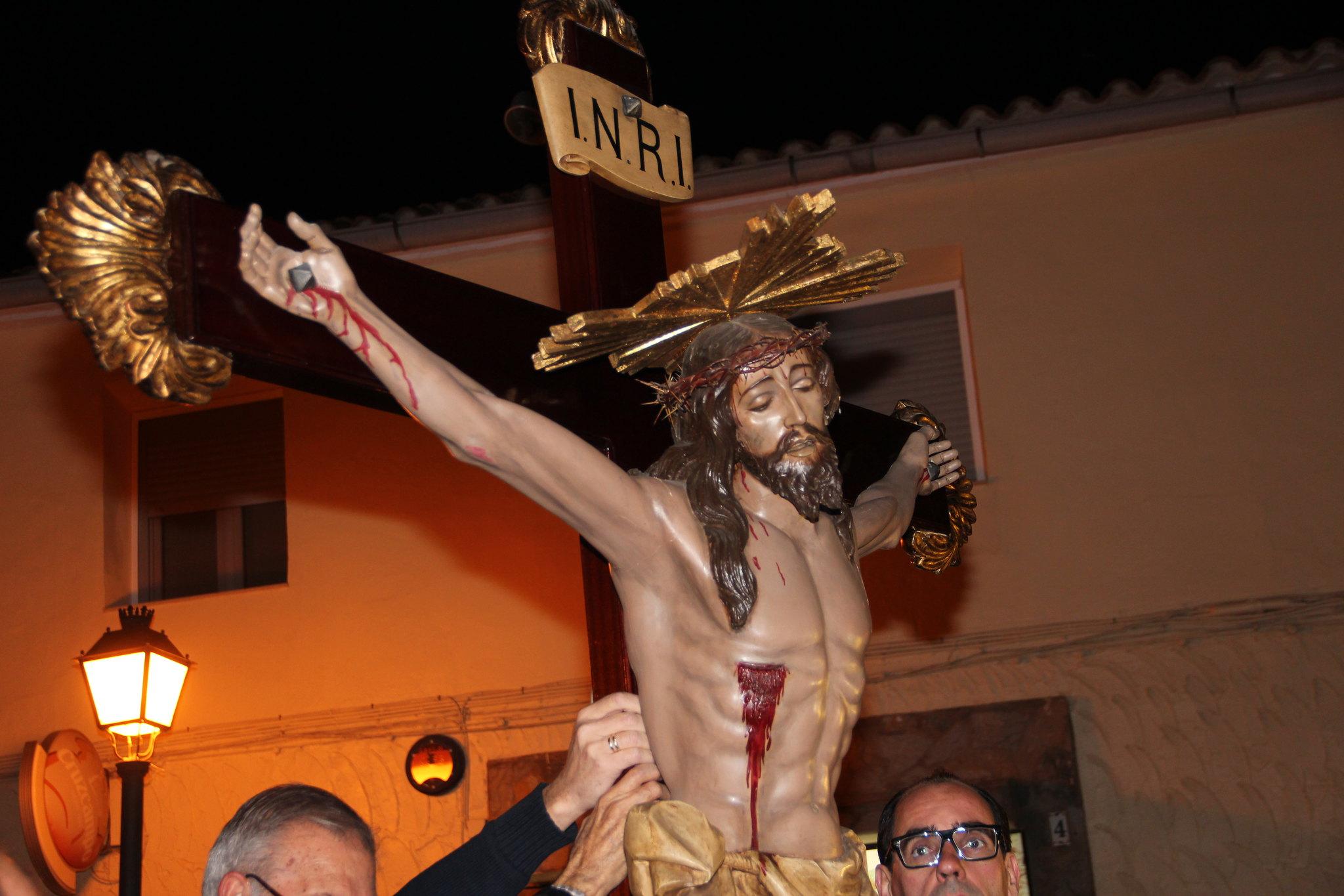 (2016-03-18) - VII Vía Crucis nocturno - Antonio José Verdú Navarro (044)