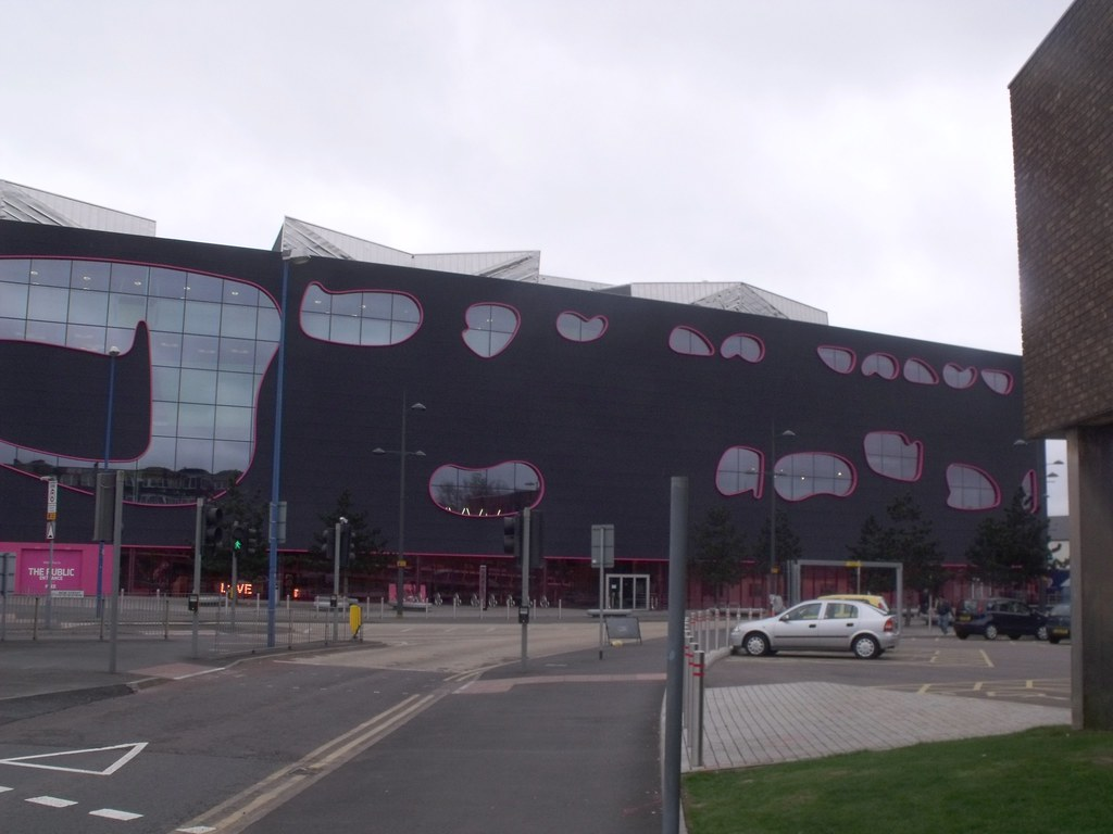 Image Result For West Bromwich Building