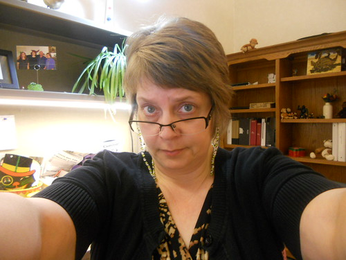 Be Kind to Your Librarian--It's National Library Week--Daily Image 2011--April 13   by Rochelle Hartman
