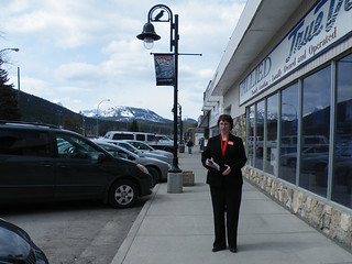 Main Street Blairmore | by Elect Nicole Hankel 2011