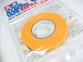 Tamiya Masking Tape  6mm   by mechnine