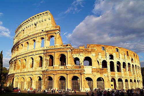 Coliseo Romano Andres2434 Flickr