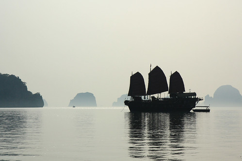 Halong Bay | by Andrea Schaffer