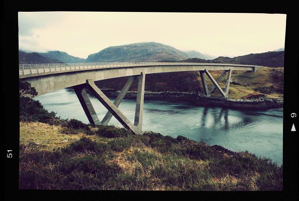 Kylesku Bridge, Sutherland