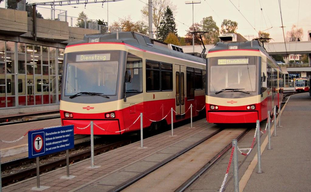 Forchbahn 2010