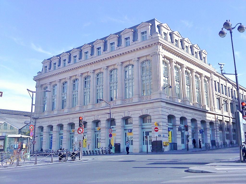 Gare du Nord - La Poste | Bureau de Poste Paris Gare du Nord… | Flickr