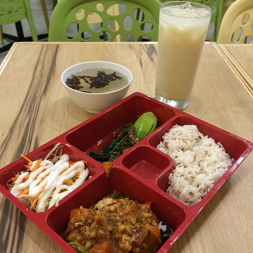 cafe_nature_sambal_fish_rice | by littlegreenwok