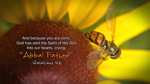 The Greatest Father. (Galatians 4:6) | by Saved by Grace (100% God, 0% Me)
