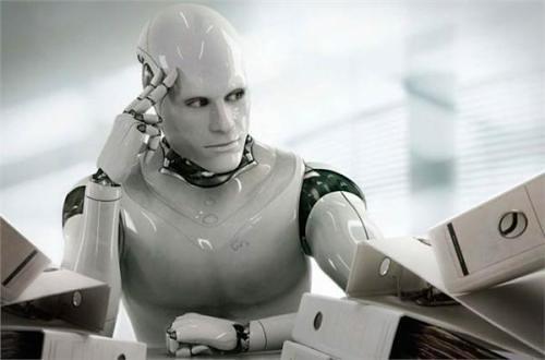 圖06.科幻變現實 未來銷售服務工作或被機器人取代