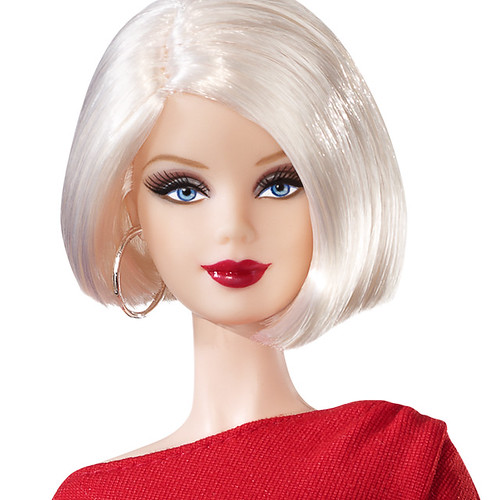 Barbie Basics Collection Red 2 Model 1
