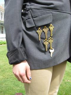 Keys Suit | by aliyabarbeque