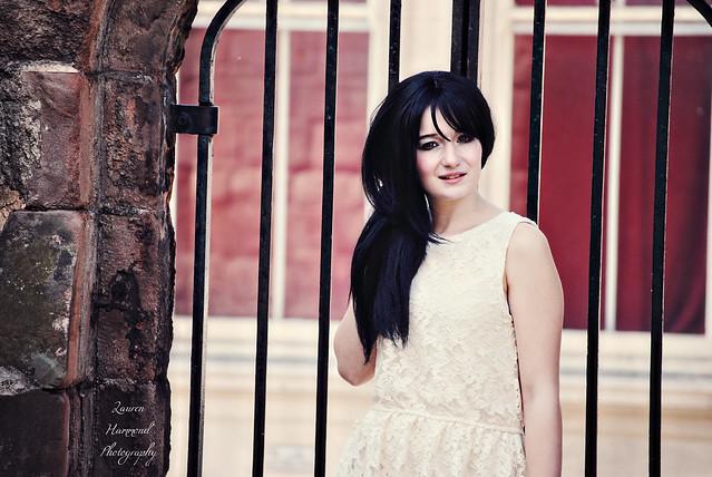 Lauren. A Portrait.