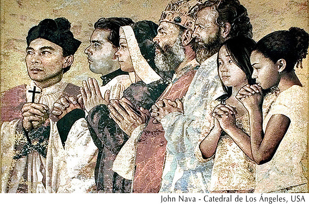 Catedral de los Ángeles - John Nava