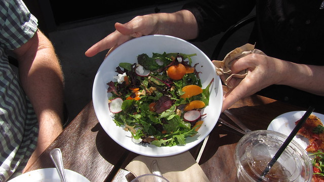 IMG_0464 Lucky Penny house salad
